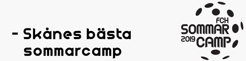 FCH Sommarcamp 2019